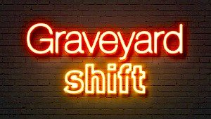 KEEPING YOUR BUSINESS SECURE ON THE GRAVEYARD SHIFT