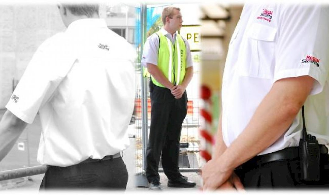 CASH IN TRANSIT SECURITY GUARDS